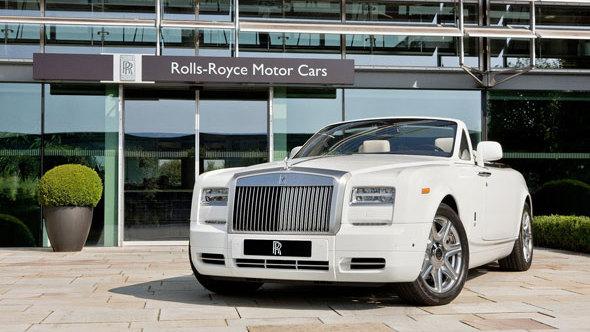 Building A Rolls Royce